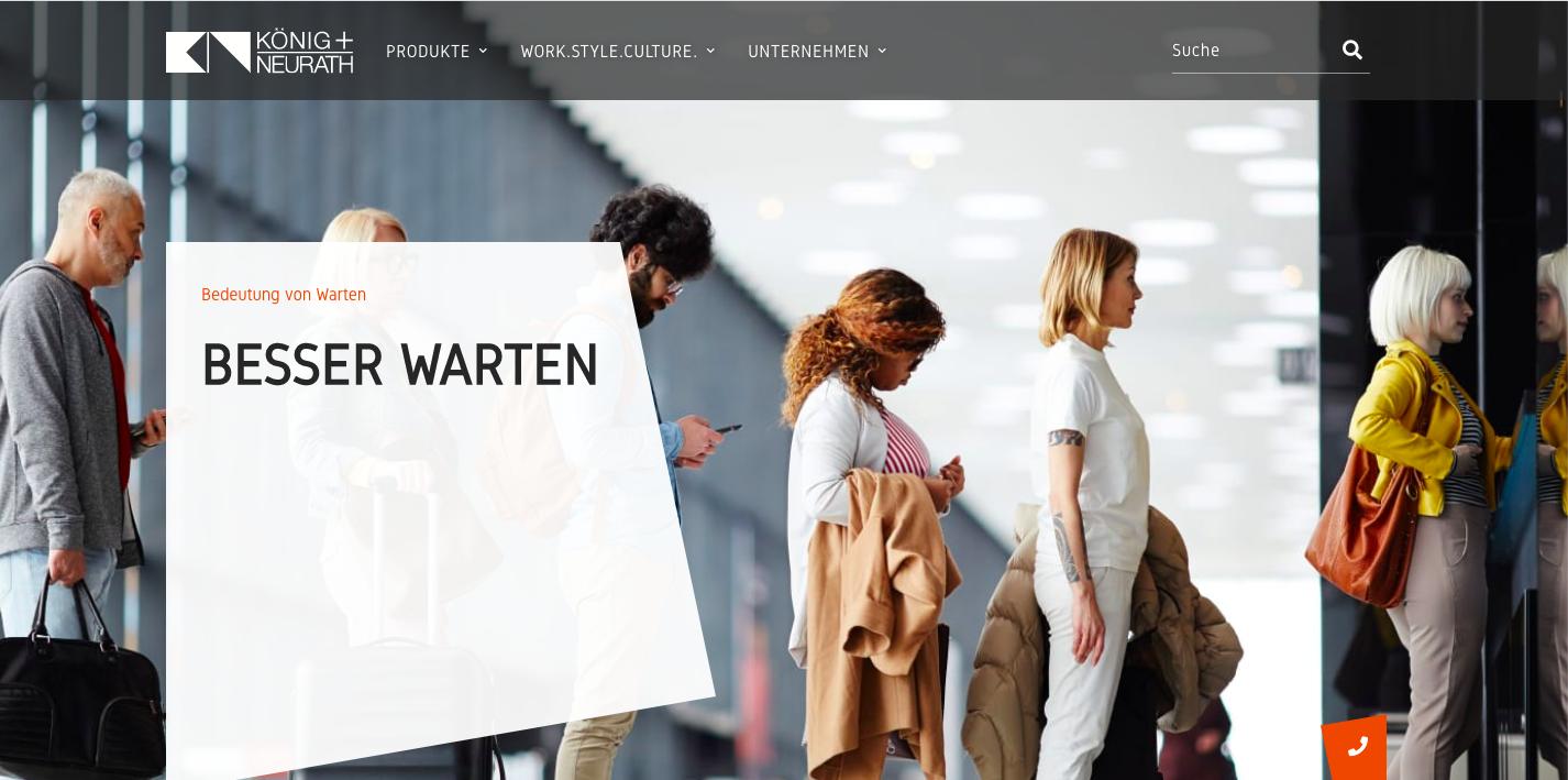 Online-Magazine König + Neurath