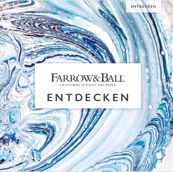 Image- und Produktbroschüren Farrow & Ball