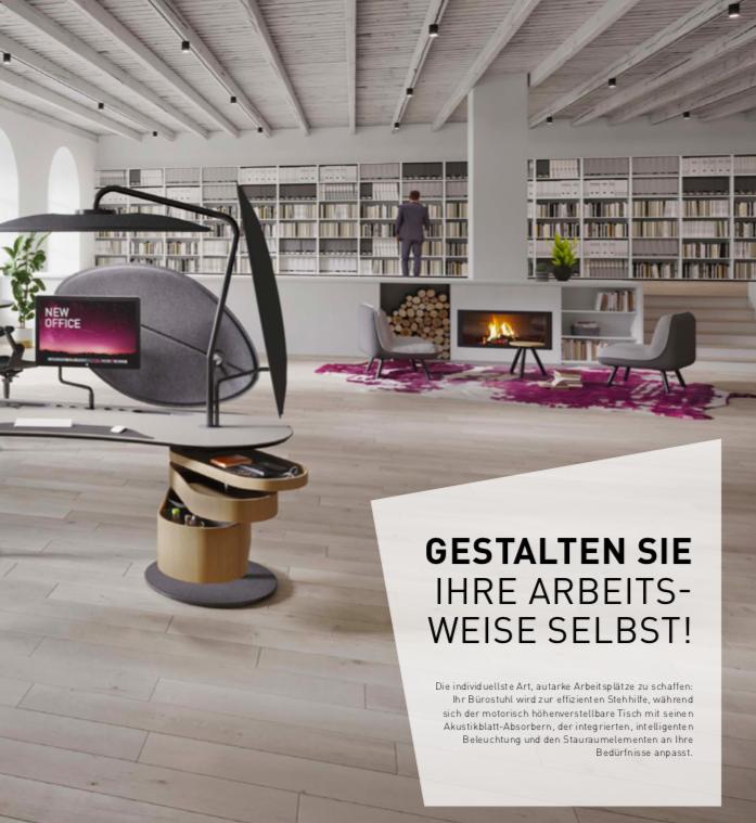 Produktkommunikation König + Neurath