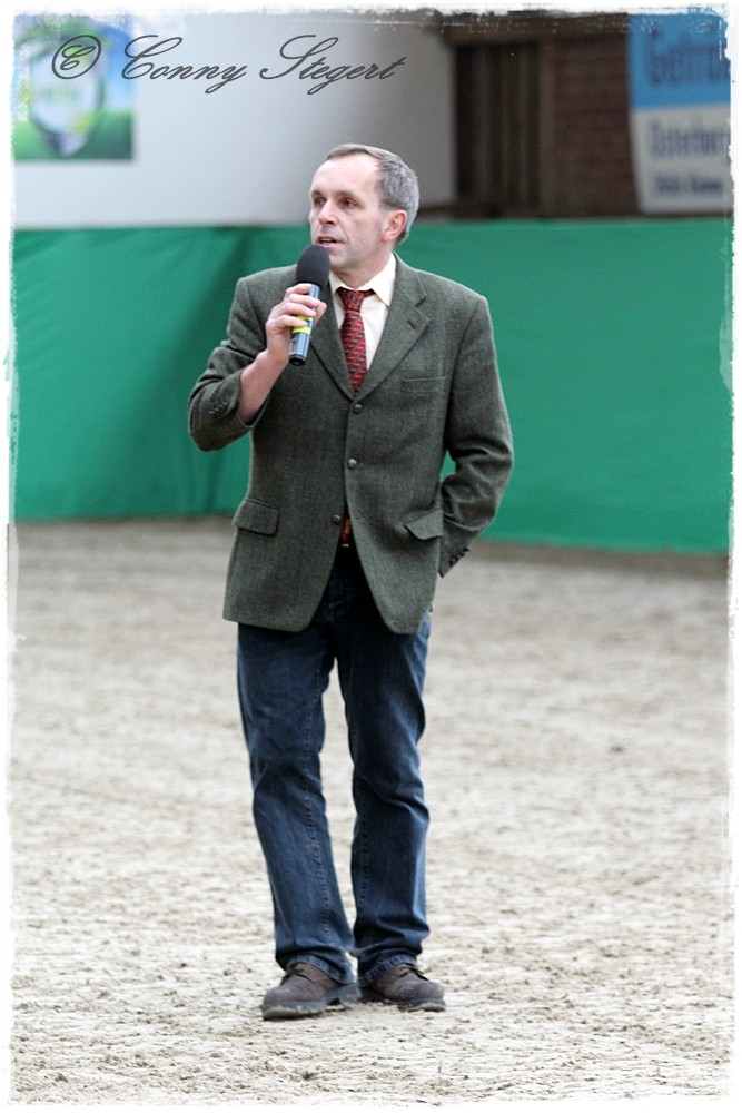 Vorsitzender Ponyverein Altmark- Joachim Schaper