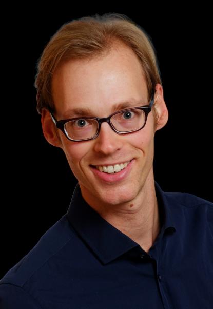 """Ihr """"Webtext-Tuner"""" Denis Müller"""