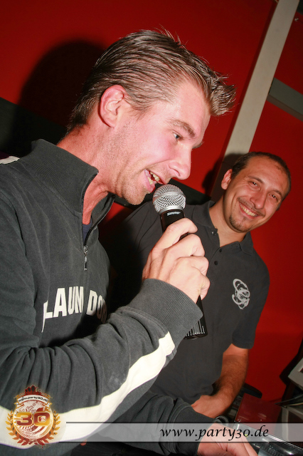 Ü30 Party Murnau Dj Fossi und Tomix