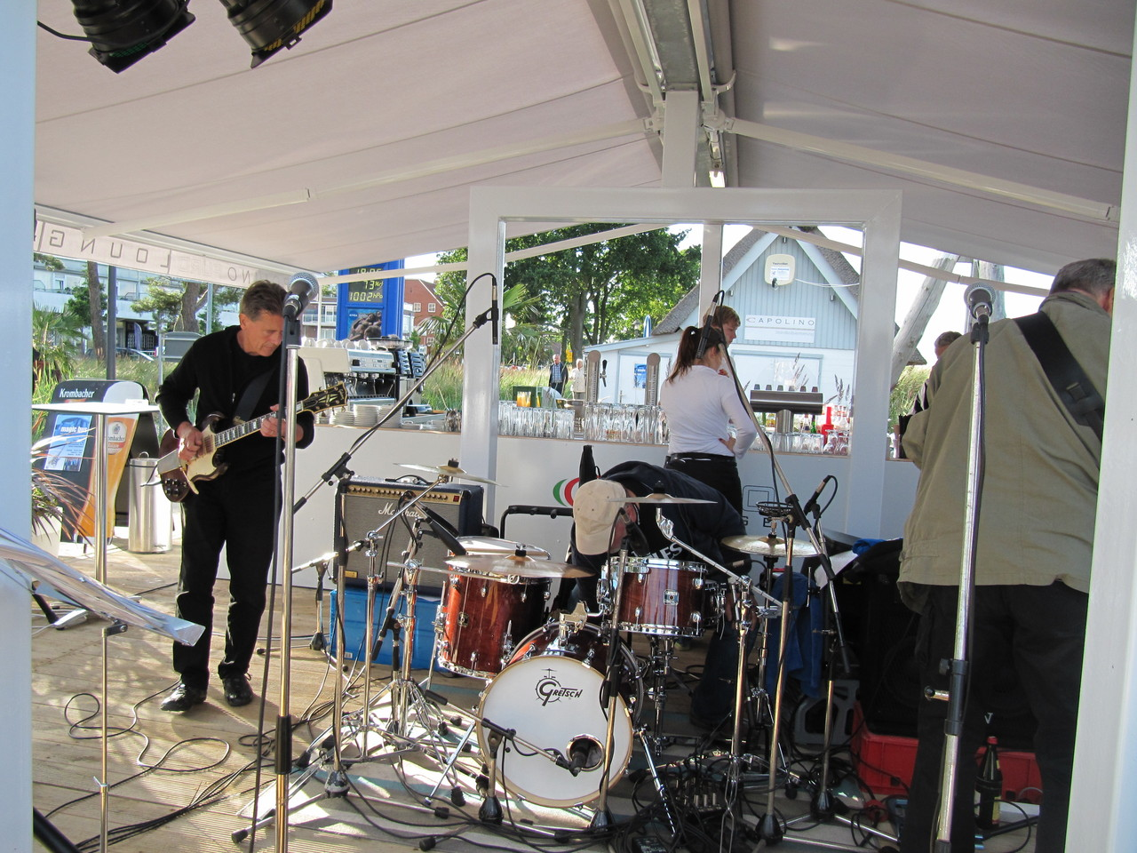 Capolino Scharbeutz/Ostsee - 14. Juli 2012