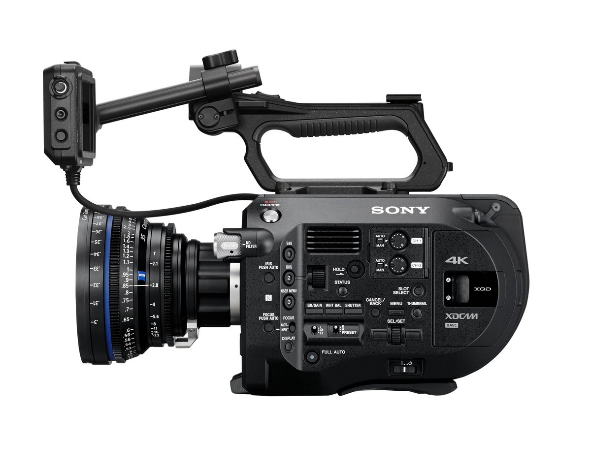 Sony FS7 inkl. XDCA Modul mit PL & EF Mount