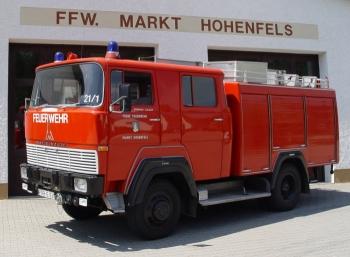 TLF 16/25 altes Feuerwehrauto