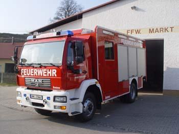 HLF 20/16 Allrad  Hohenfels