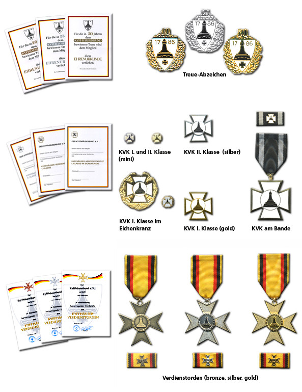 Ehrenzeichen