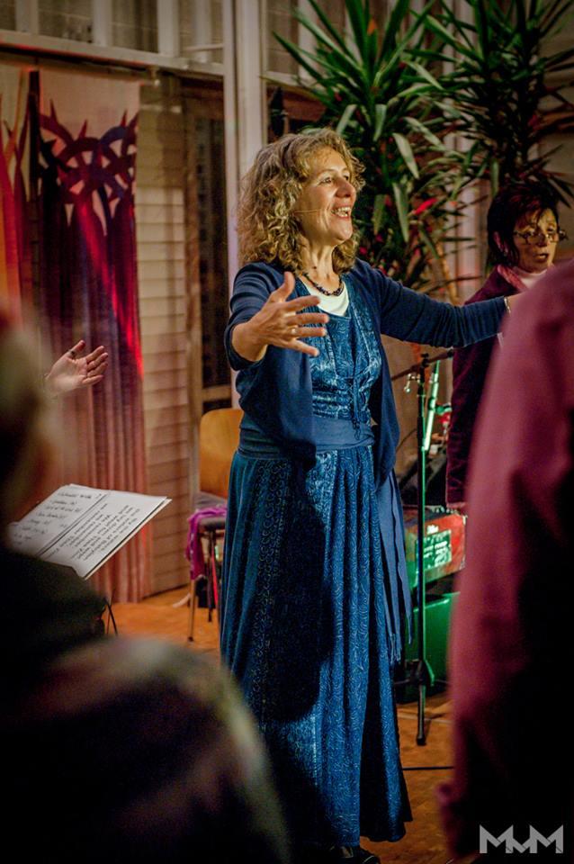 27.10.2018 - 16. Nürnberger Nacht der spirituellen Lieder (Foto Martin v. Mendel)