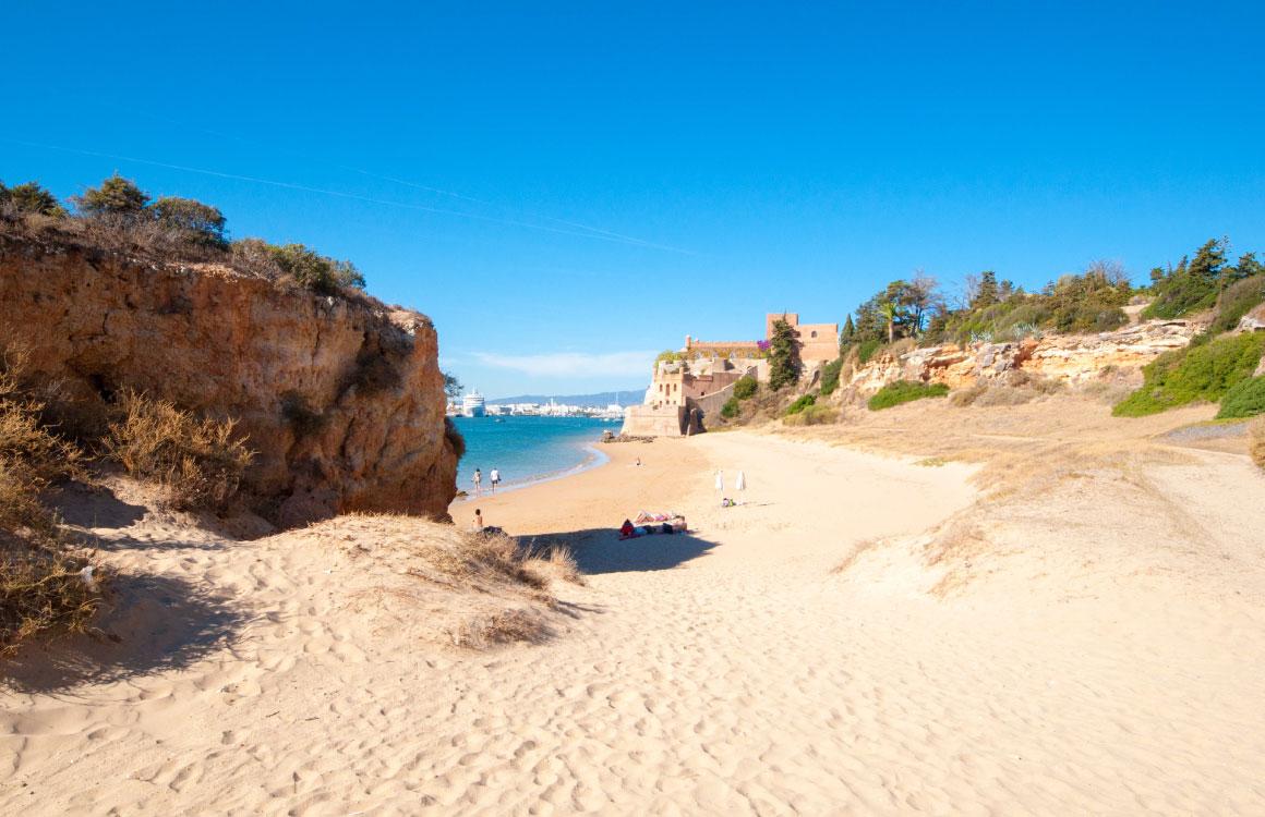 praia-grande-beach-ferragudo-algarve