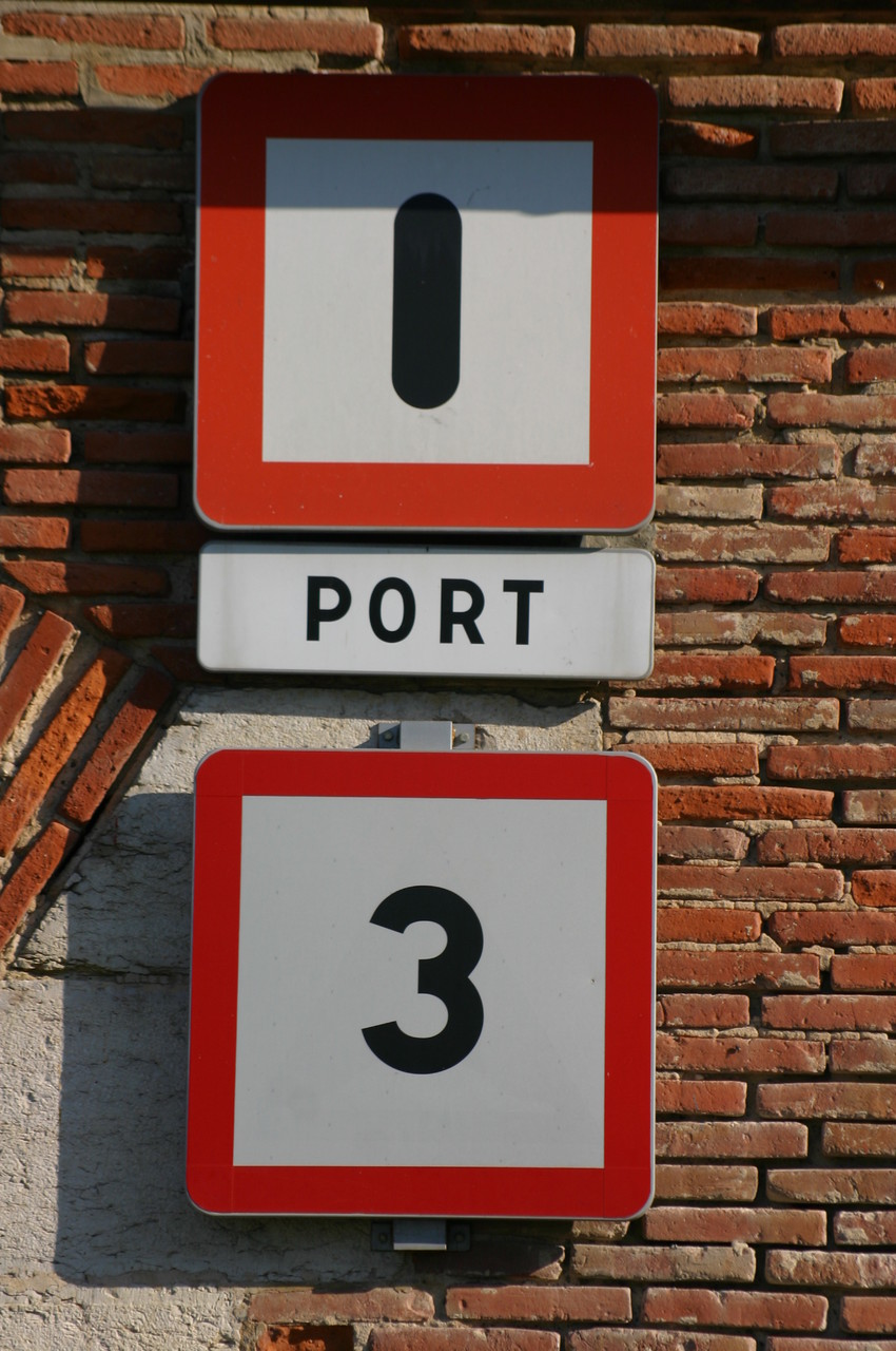 Attention port de Montech!  (Dept 82)