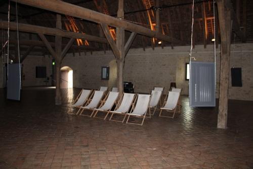 Diffusion immersive - Abbaye de Noirlac