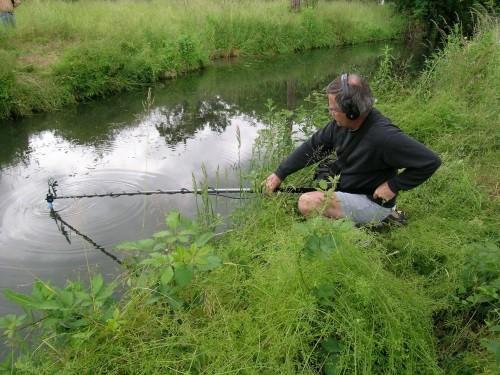 A la pêche aux sons