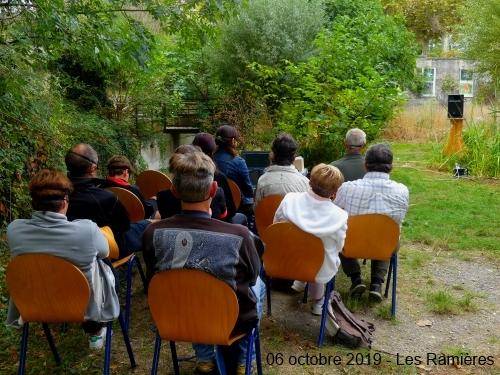 Insectophonie en jardin - Réserve naturelle des ramières