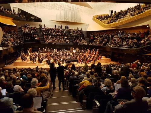 Concert de l'orchestre Pasdeloup - Philharmonie de Paris