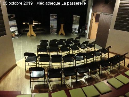 Médiathèque la passerelle - Bourg lès valences