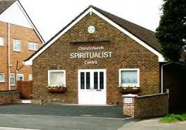 Spiritualist Church in Christchurch - die spirituelle Heimat von Frau Minister Sandy Hagger