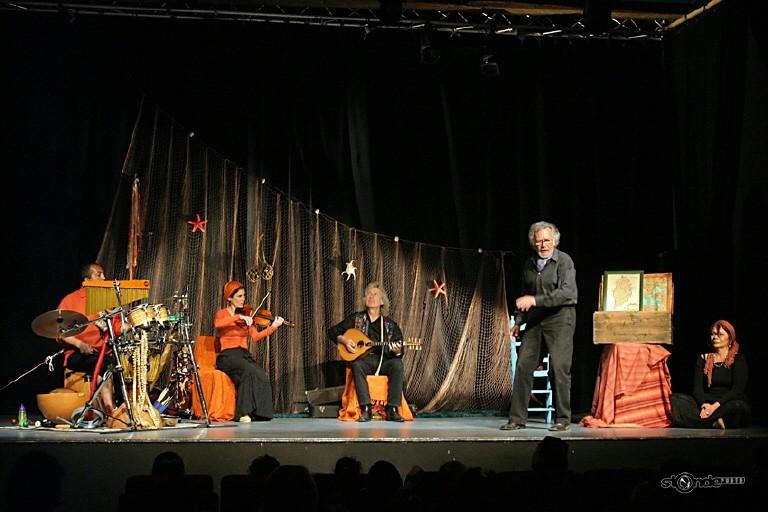 AVEC jEAN VILLANOVA, DUME OTTAVI, VANESSA CAHUZAC, NASSER SOLTANI