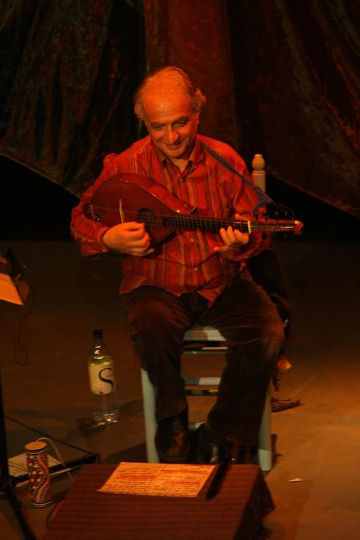 LES 7 LANGUES DU DRAGON , Teatrale di Bastia, CETERA : Mathieu Luzi