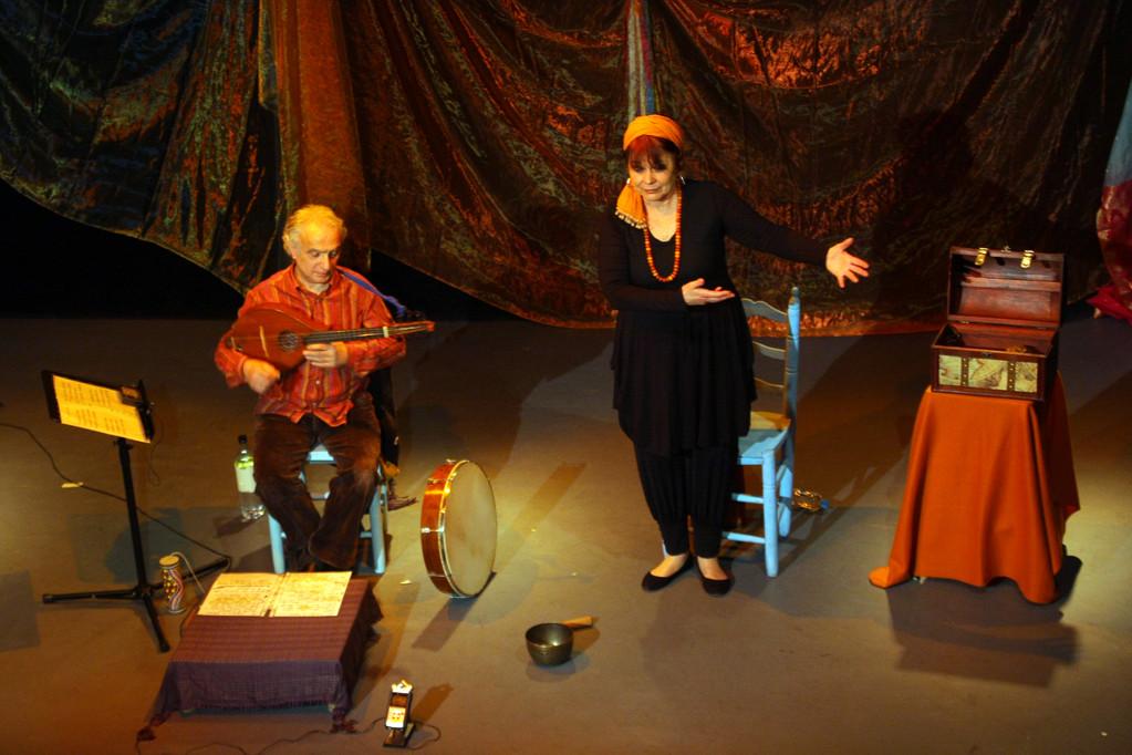 LES 7 LANGUES DU DRAGON , Teatrale di Bastia, CETERA : Mathieu Luzi.