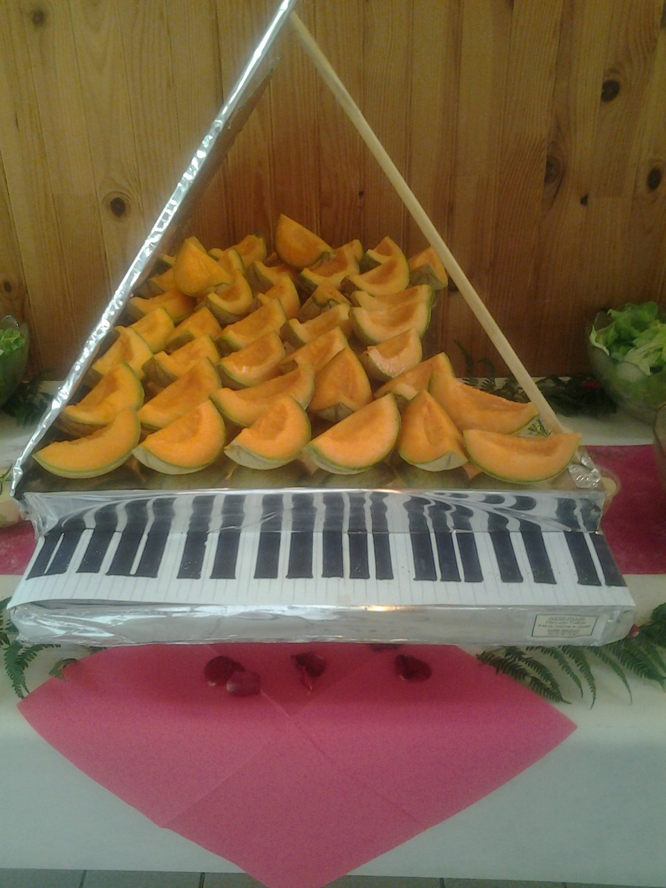 Buffet végétarien