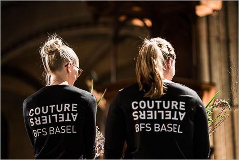 Modeschau 2016 Couture Ateliers