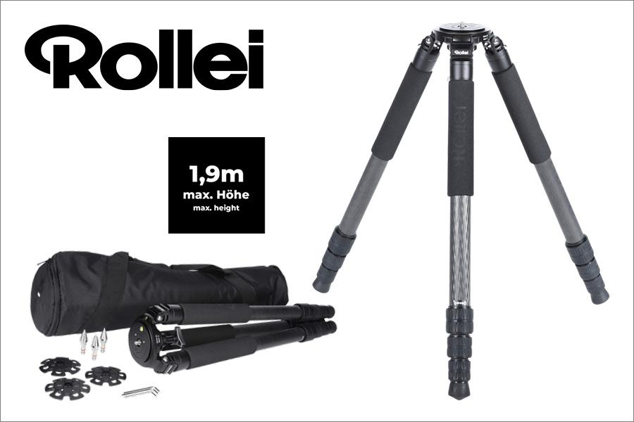 Rollei - Rock Solid Alpha XL Mark II