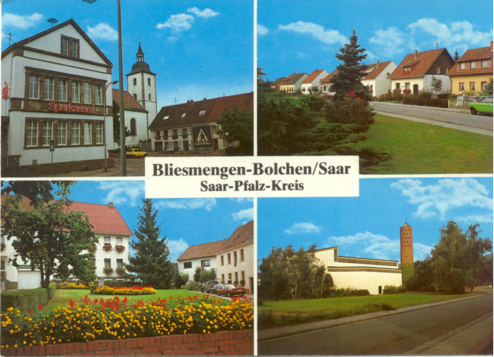Ansichtskarte aus den 1980er-Jahren