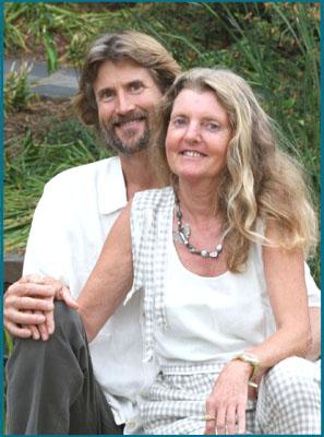 Will Tuttle und Madeleine Tuttle