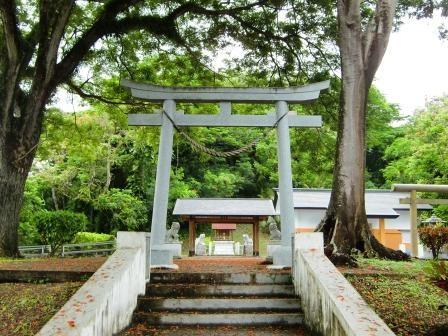 サイパン香取神社」