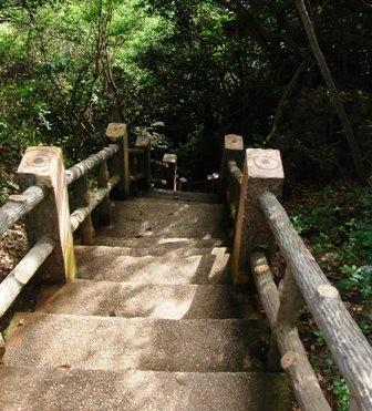 グロット階段