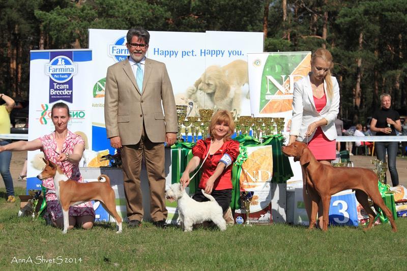 2014.07.06  ChRKF Vladimir - BISPuppy