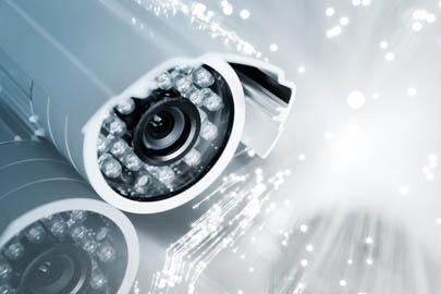 Zur Sicherheitstechnik gehört auch die Videoüberwachung