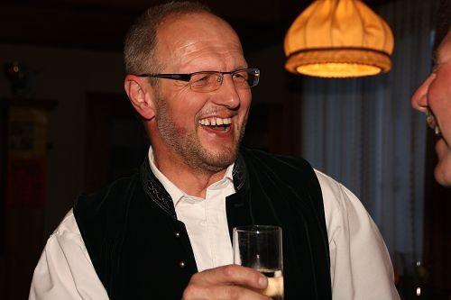 Alois Faustbeck, Mitglied seit1973