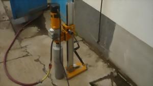 Naßkernbohrgerät von Cedima 160 cm