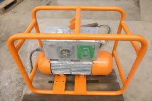 Betoninnenrüttler Wacker 2,2 kW 68 x 6000