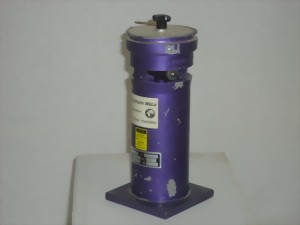 Lasergerät W, Robustes und einfaches Nivelliergerät