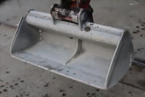 Minibaggerschaufel 700mm MS01