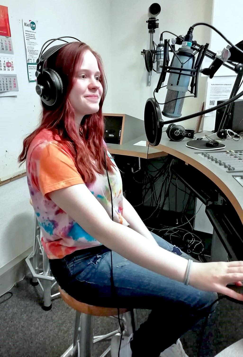 Madita - 1 Jahr beim Radio dabei - September 2020