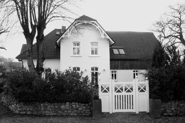 Vögtehaus, Nordwand