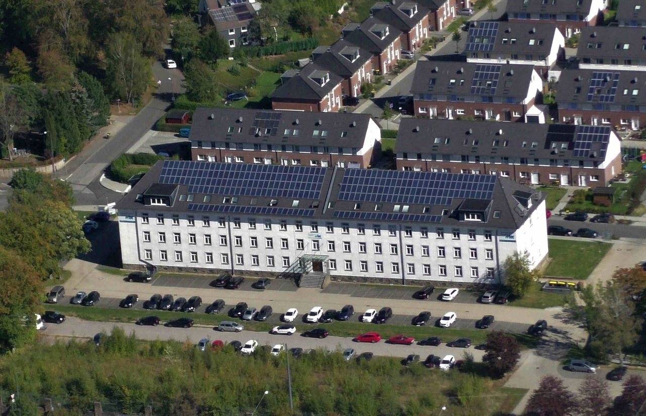 PV-Anlage W-Tec, Wuppertal