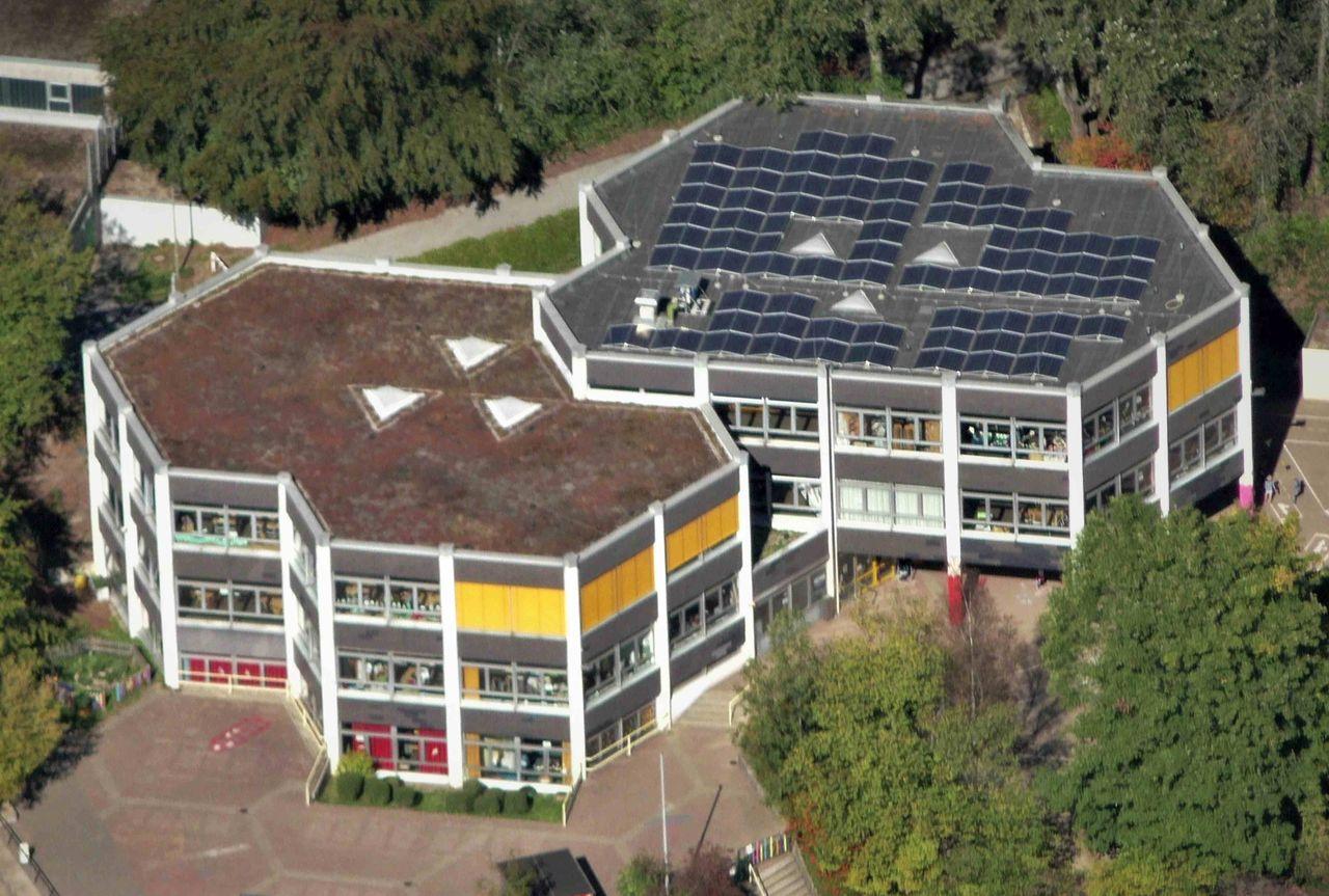 PV-Anlage Sechseck-Schule, Erkrath
