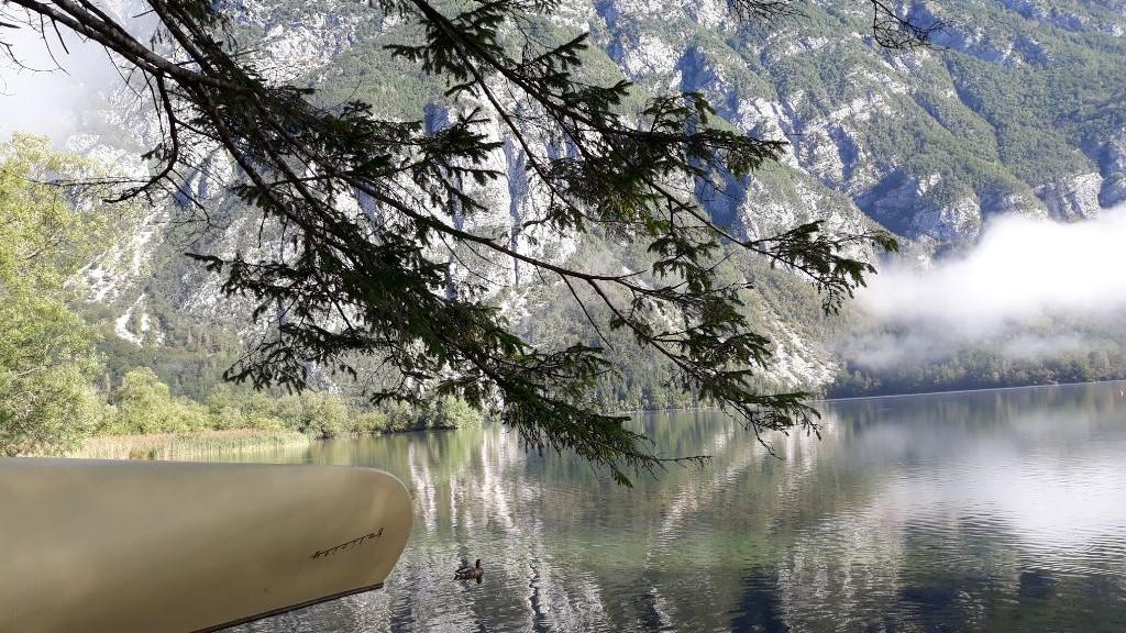 AOC Herbsttour Wocheiner See