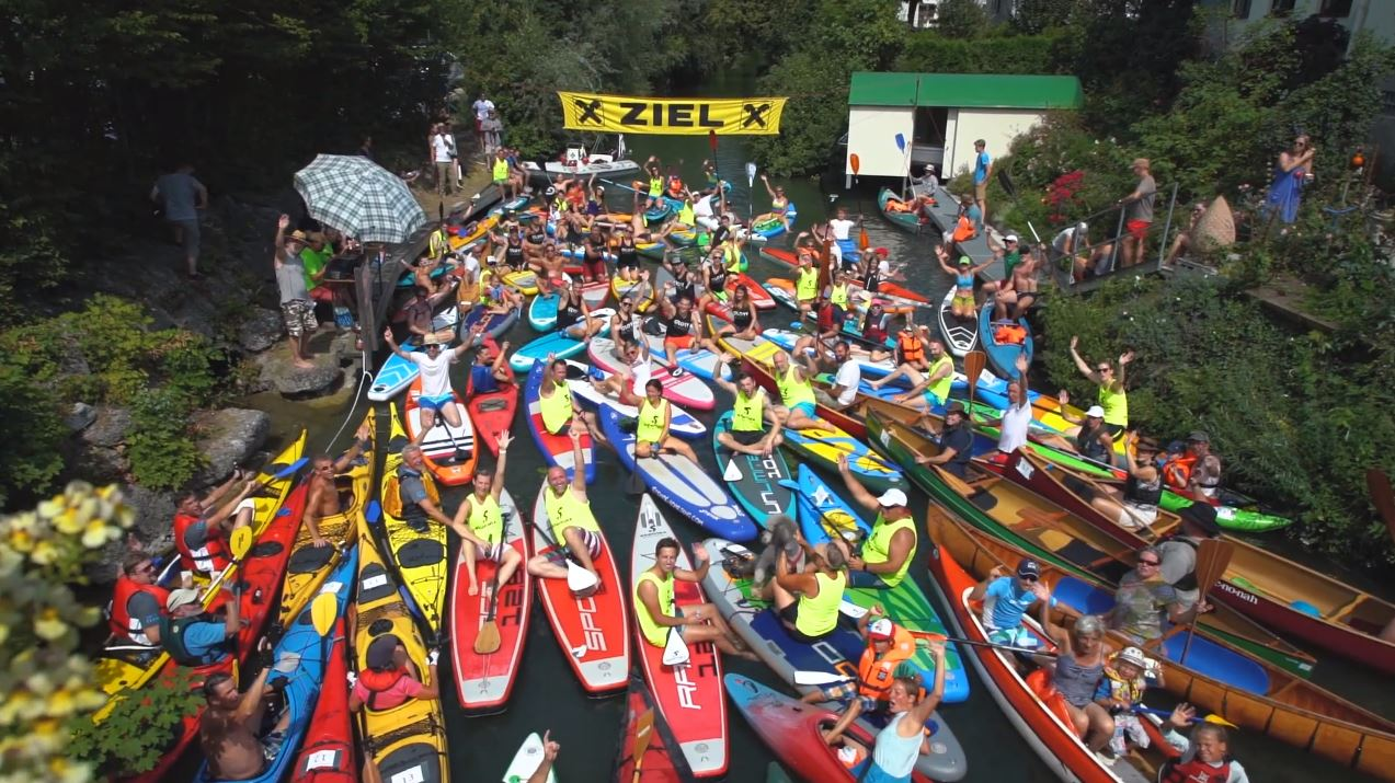 AOC Sommersiesta bei Fischach-Meisterschaft am Wallersee