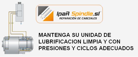 Reparacion, Engrase, Equilibrado, electromandrino, Cabezal