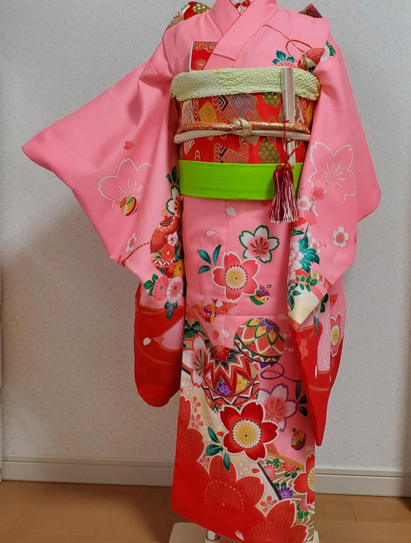 9 ピンクの桜