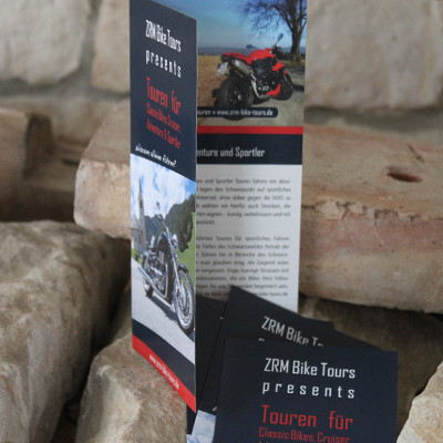 ZRM Bike Tours Infofolder