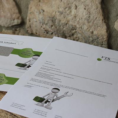 FTS Kundenanschreiben A4