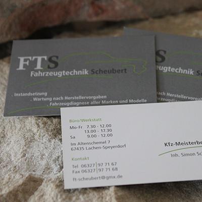 FTS Visitenkarten