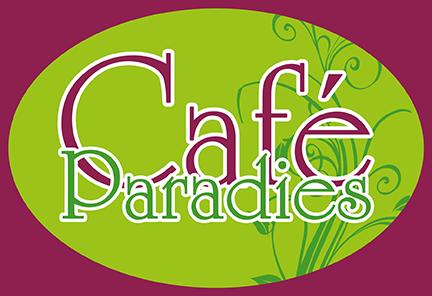 Logoentwicklung Café Paradies Carlsberg