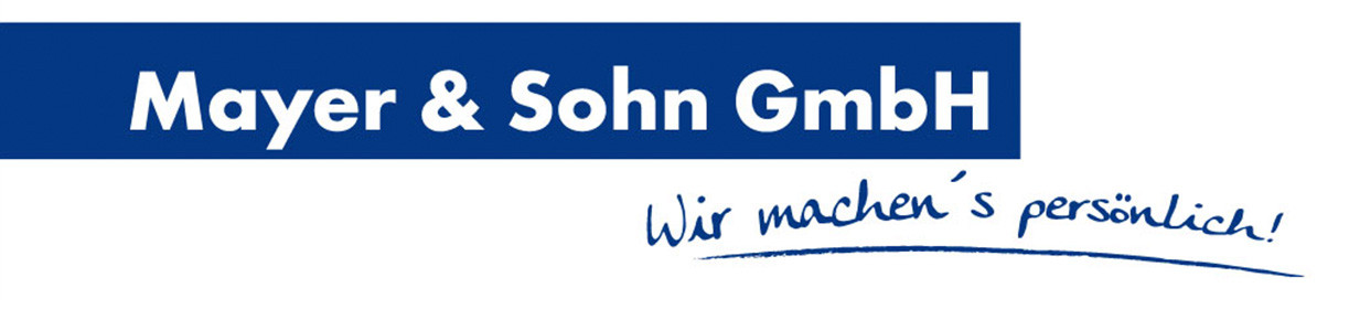 Redesign Mayer&Sohn Bad Kreuznach